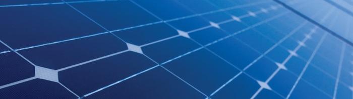 Solar banner